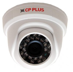 CP Plus CCTV 2.4MP Dome Camera